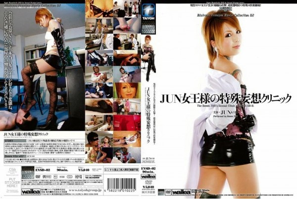 [EVSD-02] JUN女王様の特殊妄想クリニック Special Clinic Of The Queen JUN Delusion 775 MB