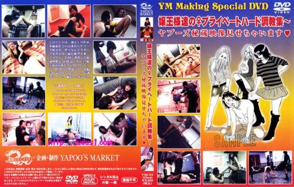[YSD-03] 嬢王様達のプライベートハード調教集 Private hard training collection of the young ladies Torture 778 MB