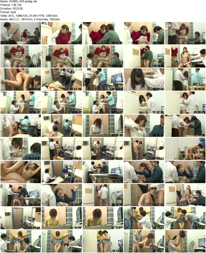 [HUNBL-016] 万引き若妻 服ごと壁貼り付けタッカー拘束バックヤード輪● Shoplifting Young Wife Sticking On The Wall With Clothes Tucker Restraint Backyard Wheel ● 1.92 GB